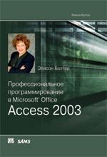 """книга """"Профессиональное программирование в Microsoft Office Access 2003"""""""